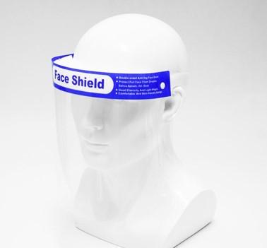 Gesichtsschutz Visier - Face Shield - Schutz gegen Bakterien und Viren im Speichel (W/M)