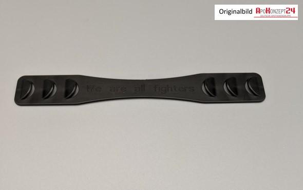 Maskenverlängerung verstellbar (schwarz)